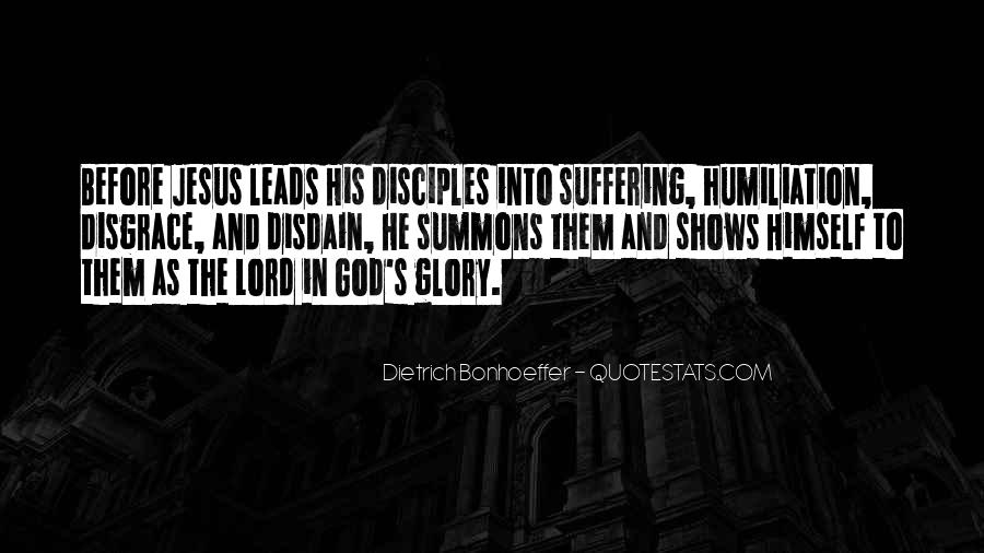 Quotes About Jesus Disciples #1076203