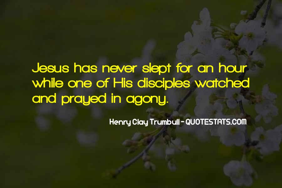 Quotes About Jesus Disciples #1143718