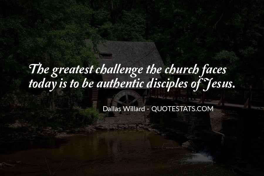 Quotes About Jesus Disciples #1149249