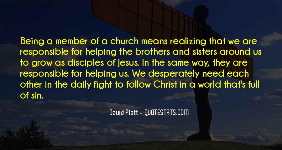 Quotes About Jesus Disciples #1314178