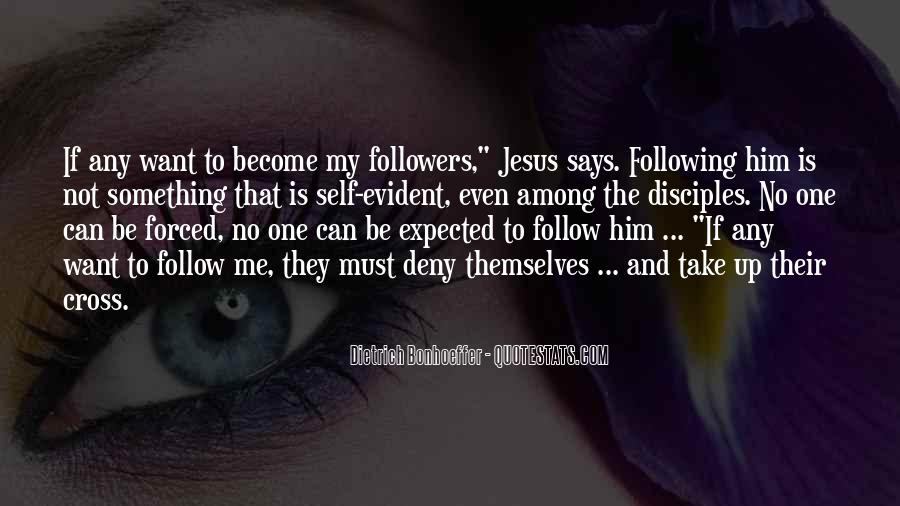Quotes About Jesus Disciples #141465