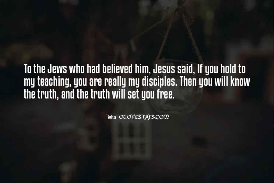 Quotes About Jesus Disciples #428243