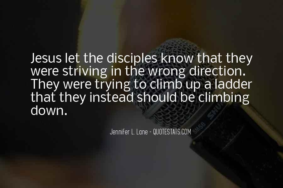 Quotes About Jesus Disciples #433011