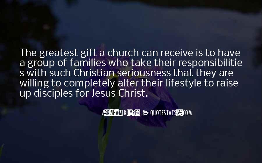 Quotes About Jesus Disciples #536027