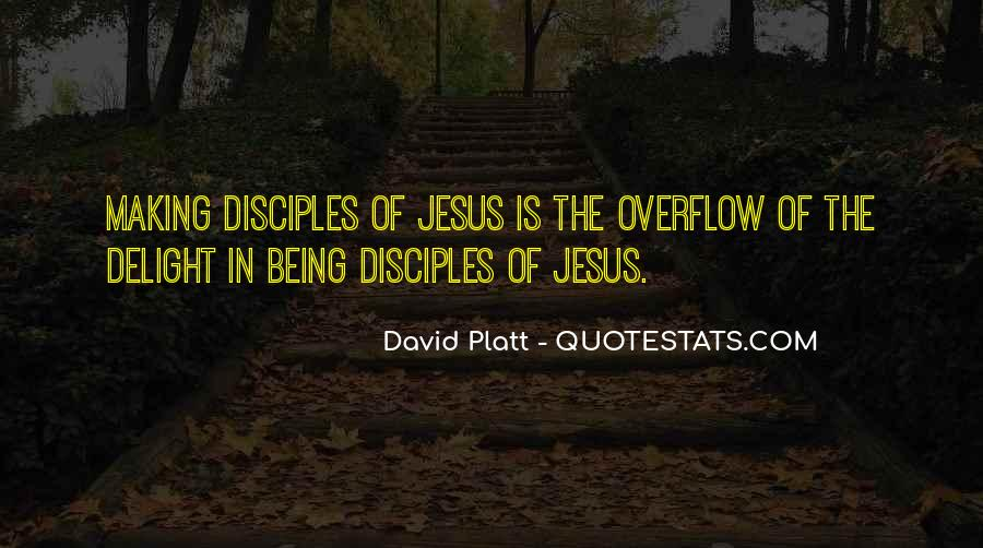 Quotes About Jesus Disciples #694402