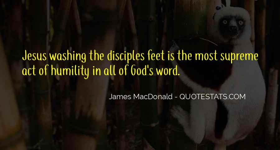 Quotes About Jesus Disciples #706754