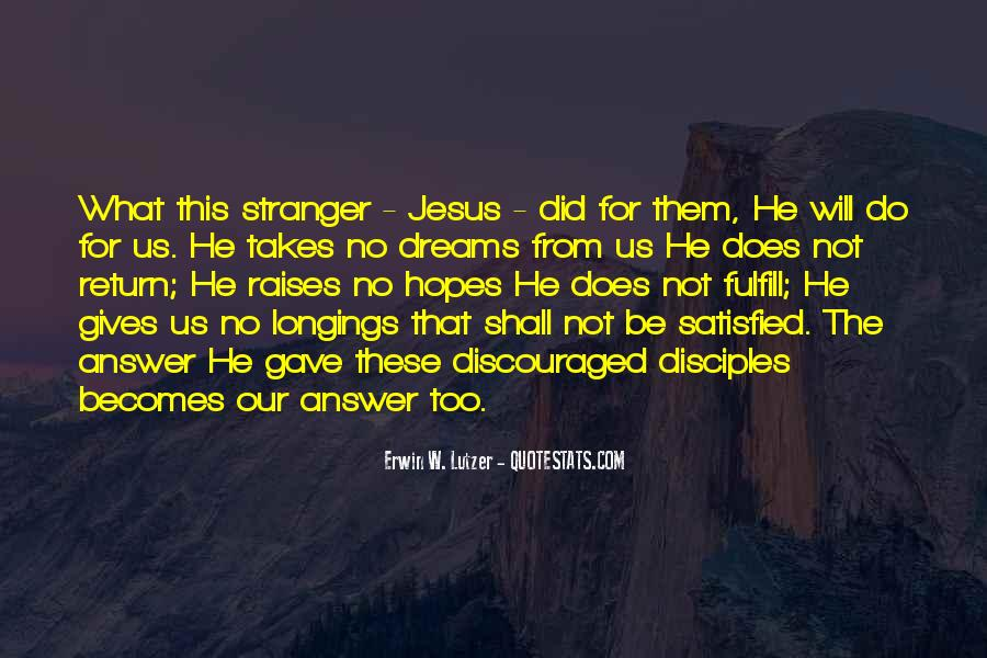 Quotes About Jesus Disciples #785930
