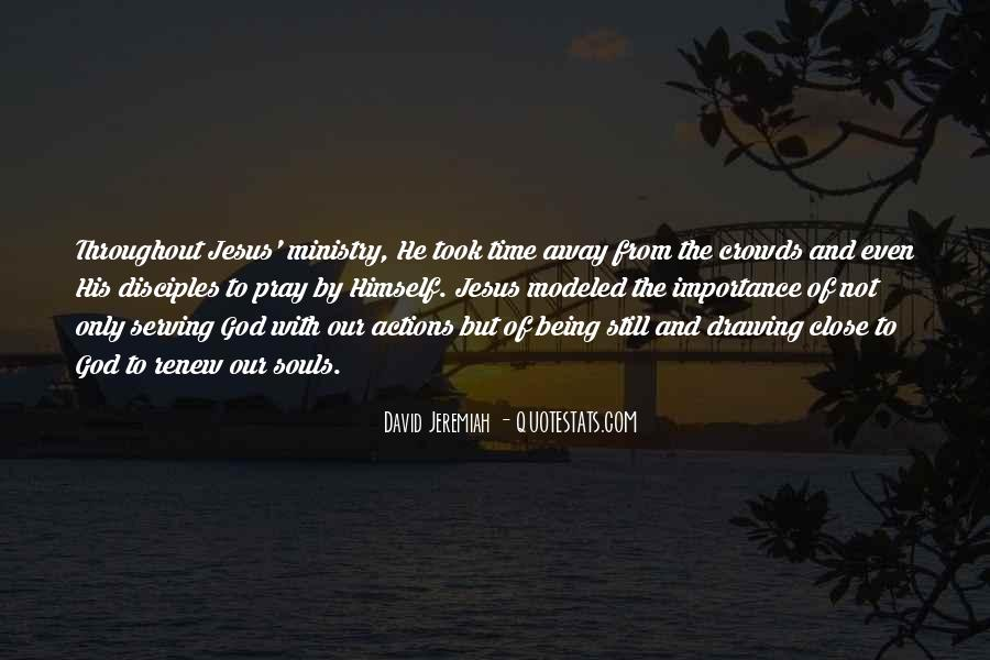 Quotes About Jesus Disciples #912191