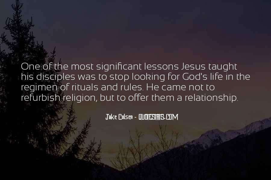 Quotes About Jesus Disciples #985593