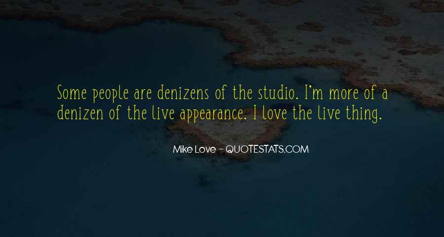 Denizen Quotes #1271449