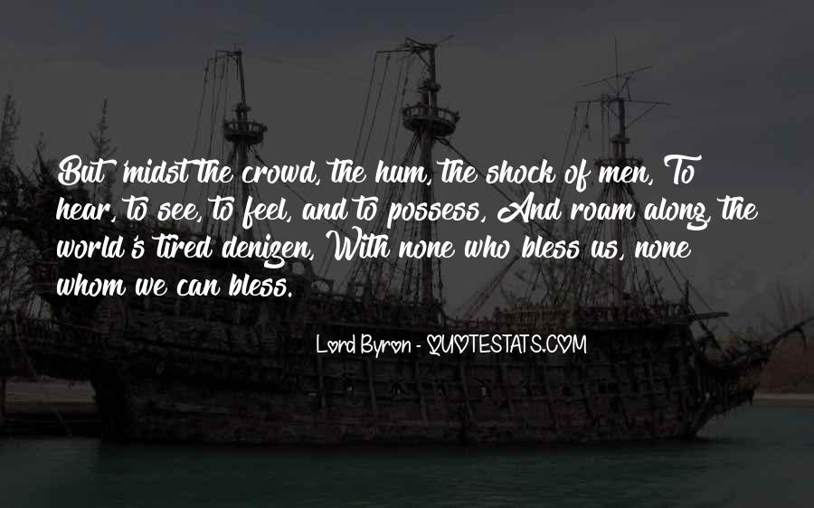 Denizen Quotes #1597028