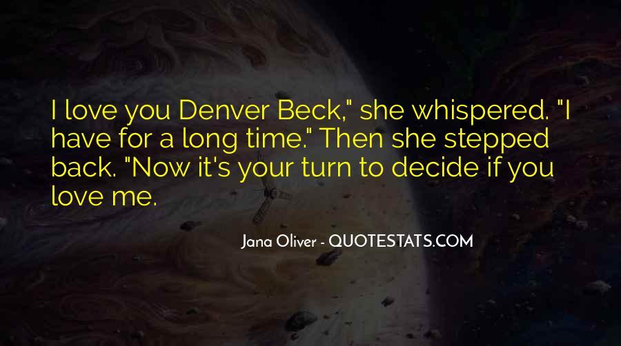 Denver Beck Quotes #795575