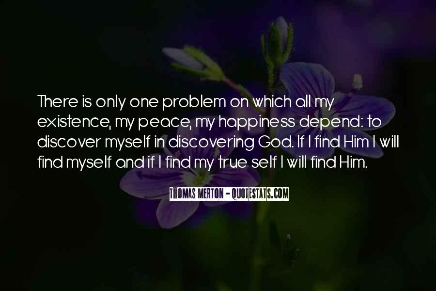 Depend On God Quotes #139918