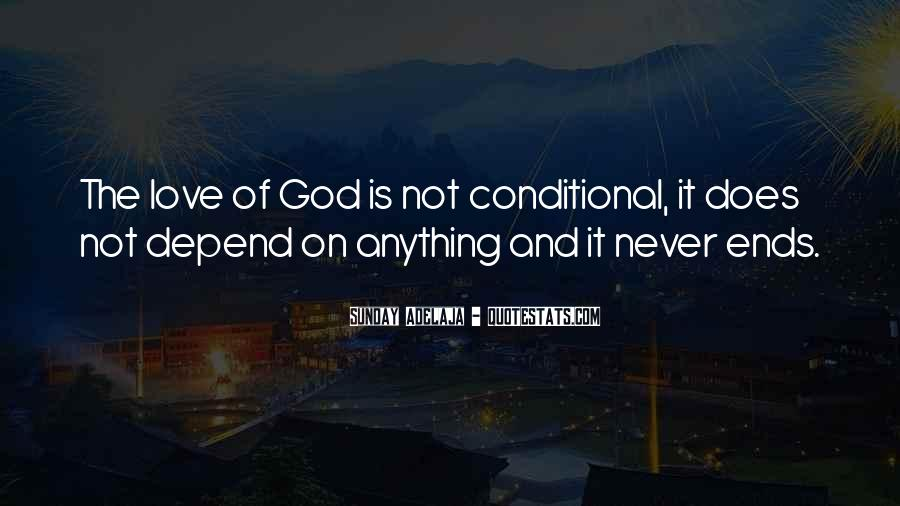 Depend On God Quotes #577250