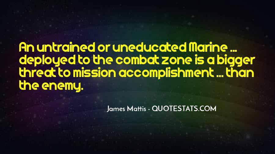Deployed Marine Quotes #515240