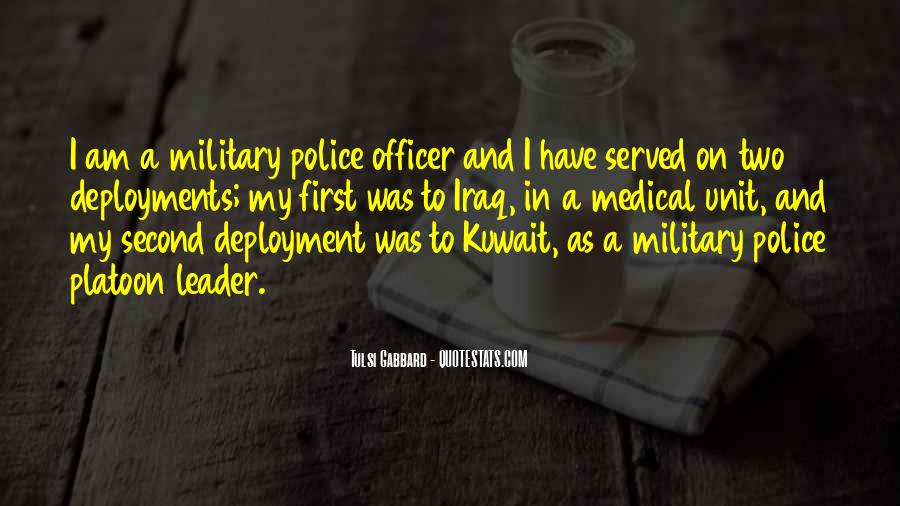 Deployment Is Over Quotes #111355