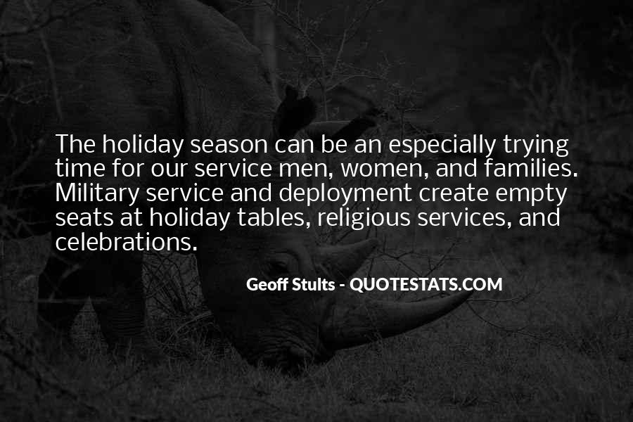 Deployment Is Over Quotes #441234