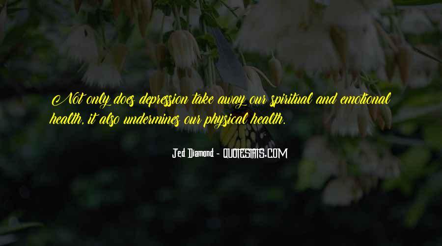 Depression Relief Quotes #1123775