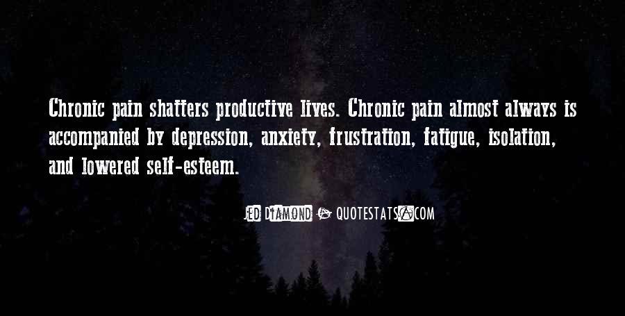Depression Relief Quotes #1515292