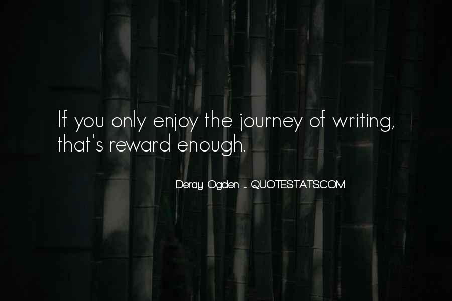 Deray Quotes #53146