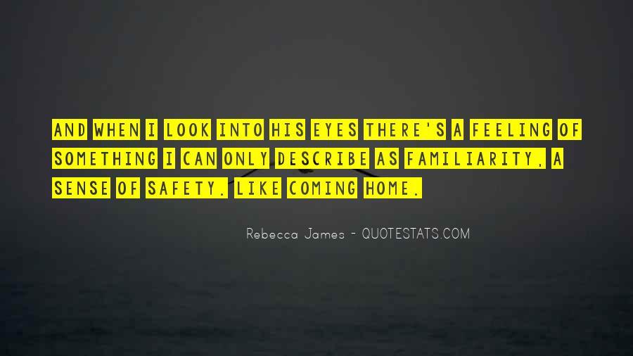 Describe Love Feeling Quotes #1875326