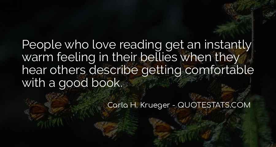 Describe Love Feeling Quotes #957141