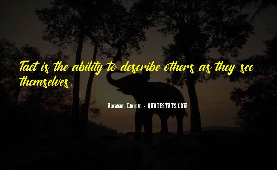 Describe Yourself Funny Quotes #1516460