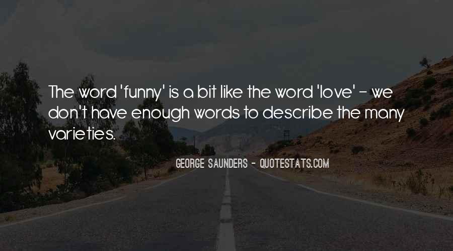 Describe Yourself Funny Quotes #1652863