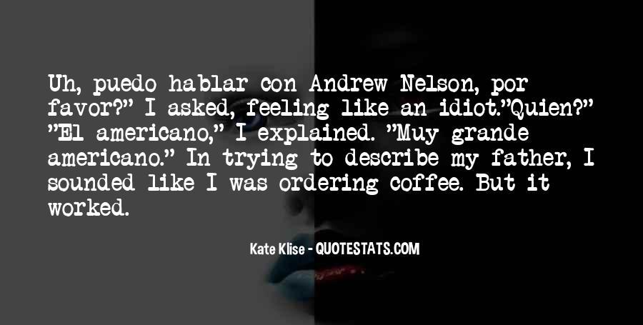 Describe Yourself Funny Quotes #805303