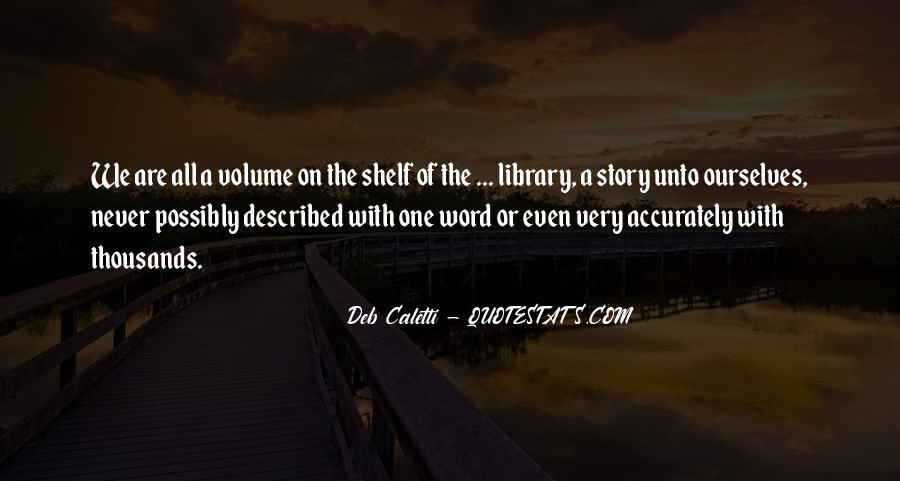 Described Quotes #104293