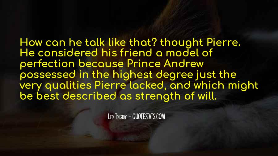Described Quotes #106192