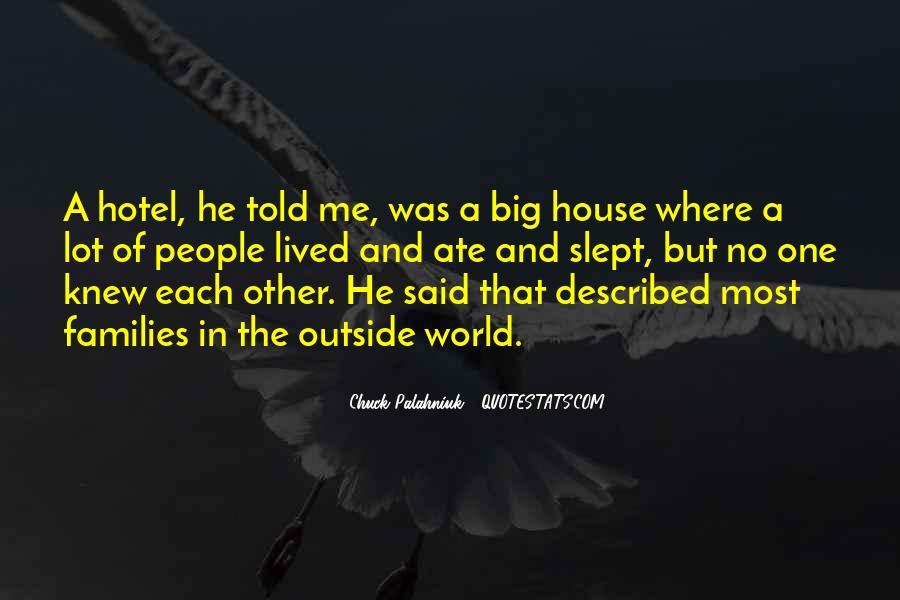 Described Quotes #115348