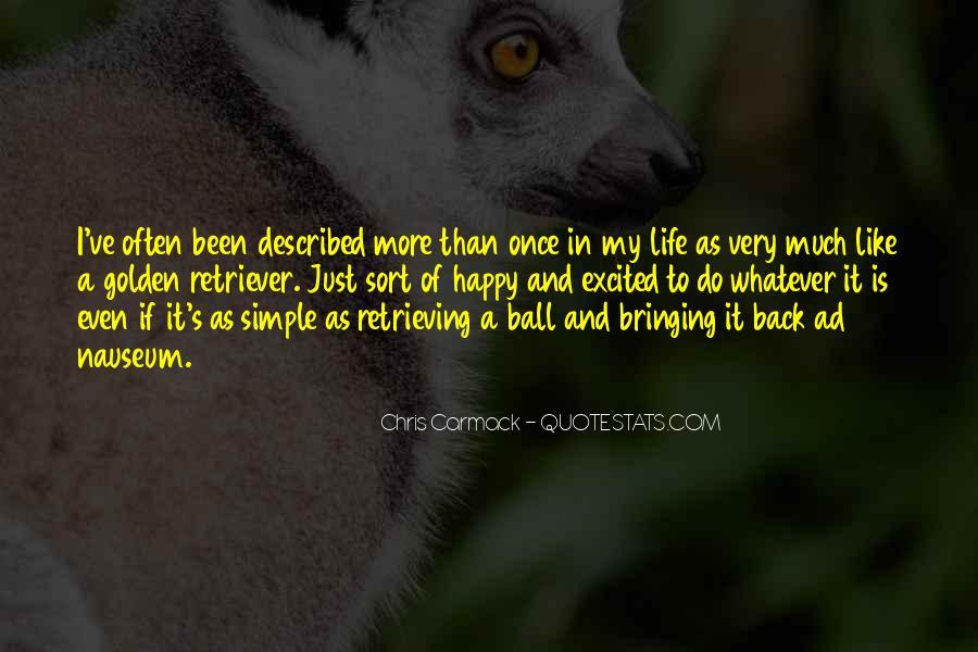 Described Quotes #11670