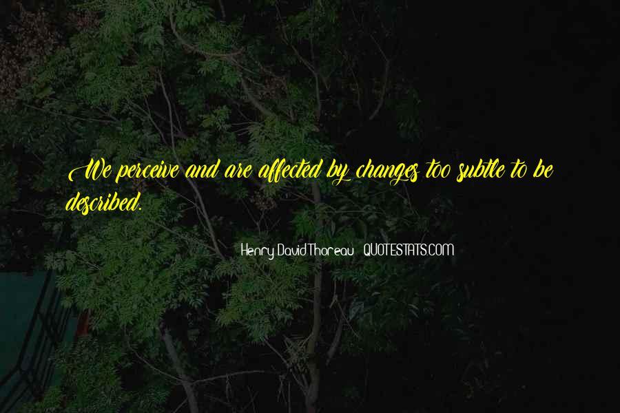 Described Quotes #128538