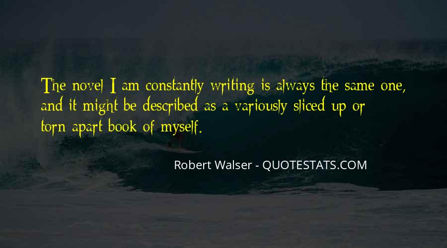 Described Quotes #132486