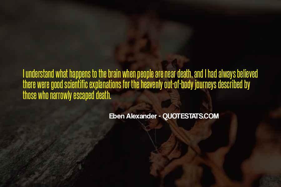 Described Quotes #134202