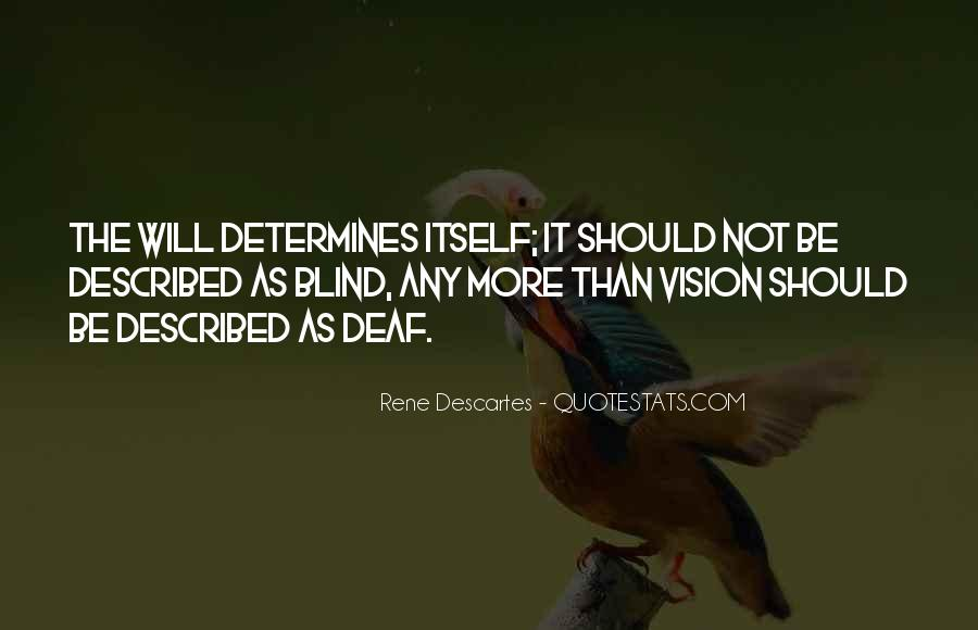 Described Quotes #14283