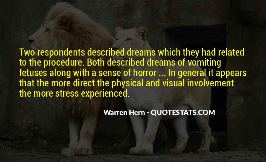 Described Quotes #173150
