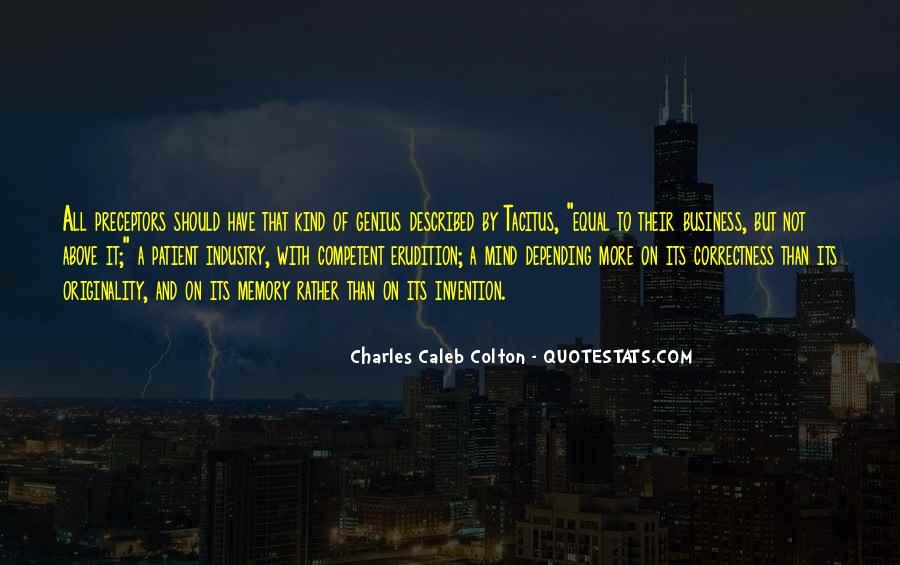 Described Quotes #179790
