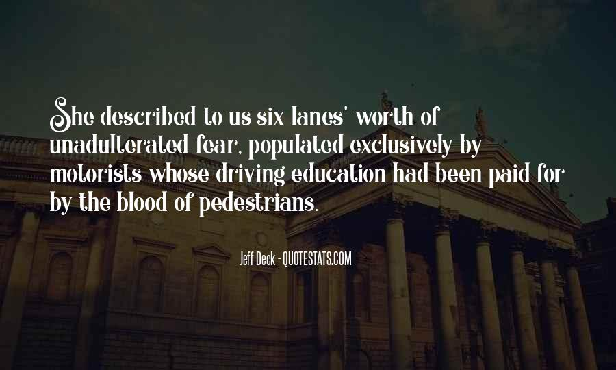 Described Quotes #182187