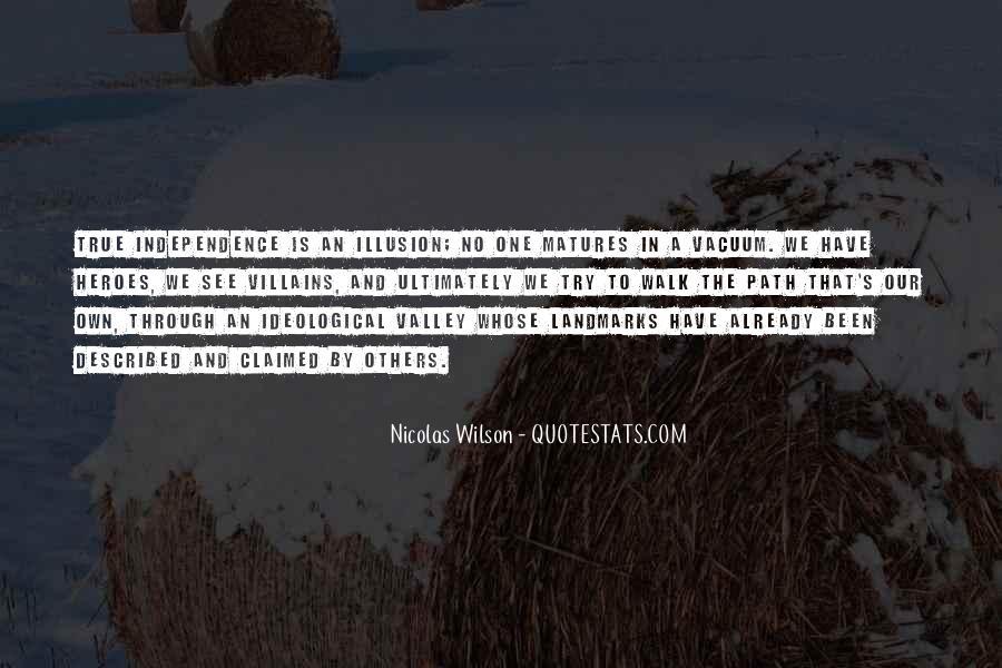 Described Quotes #1833