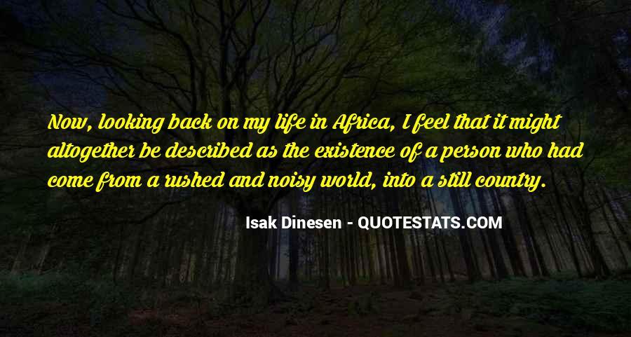 Described Quotes #184634