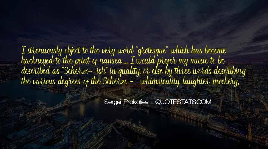 Described Quotes #77696
