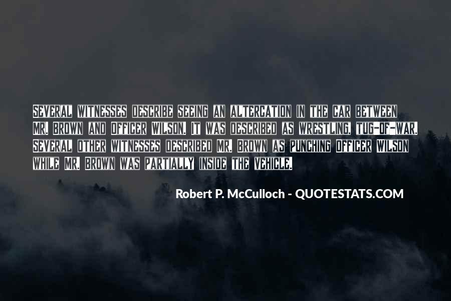 Described Quotes #84729