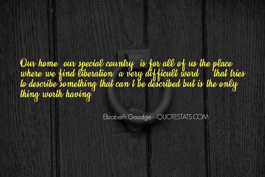 Described Quotes #9776