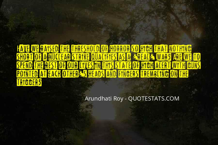 Desensitized Quotes #104827