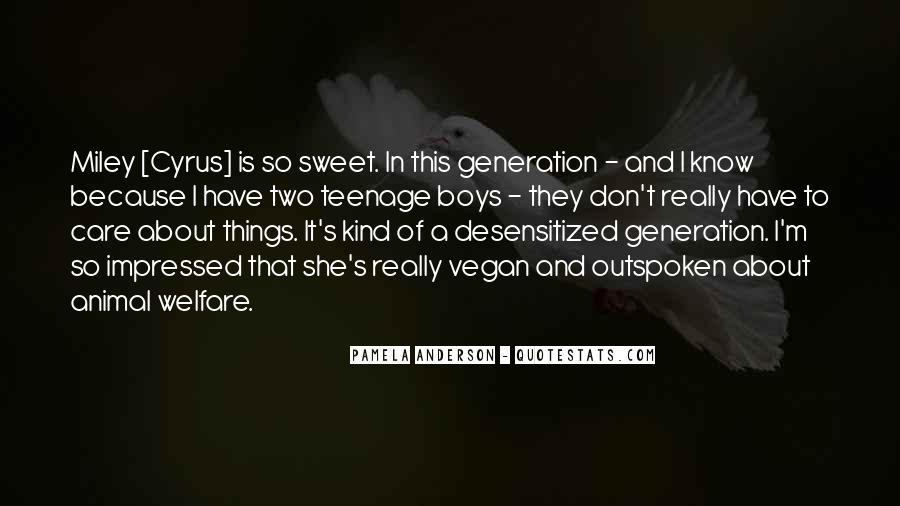 Desensitized Quotes #1809946