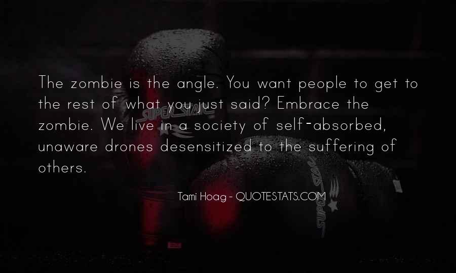 Desensitized Quotes #532918