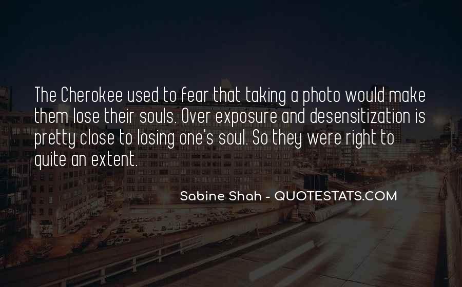 Desensitized Quotes #602932