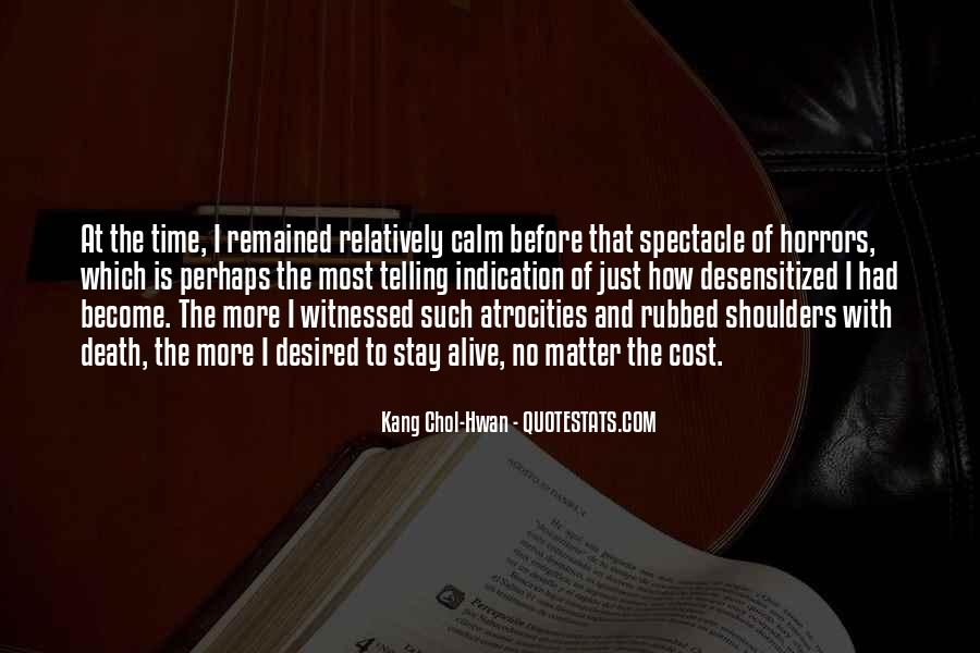 Desensitized Quotes #86334